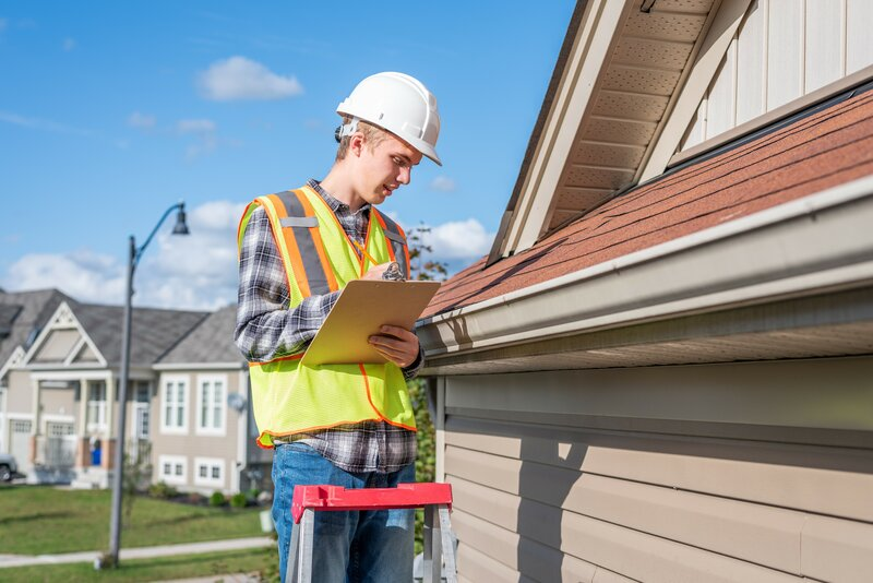 Roof Inspection In Saint Charles County