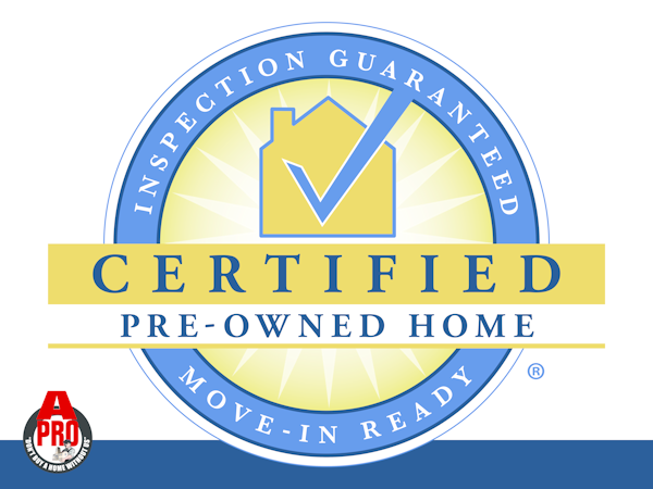 Certified Pre-Owned Home Inspection St Charles